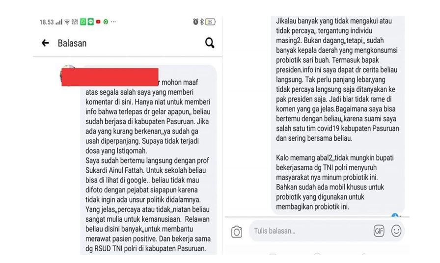 """""""Promosikan"""" Vaksin Sinovac, Ada Apa dengan Dokter Saifuddin Hakim?"""