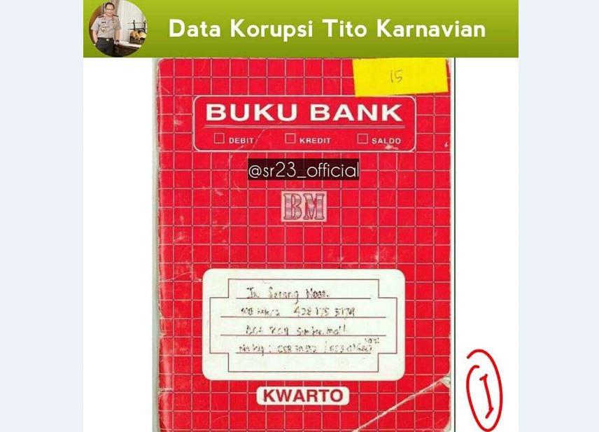 """Menteri """"Bernoda"""" Korupsi versi Media [1]: Tito Karnavian dan Erick Thohir?"""