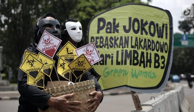 Persoalan Lingkungan (1): Cueknya Jokowi Terkait Pengaduan Limbah Beracun