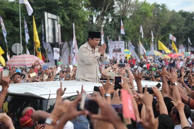 Prabowo Akhirnya Melawan!