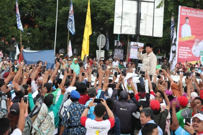 Untuk Menang, Prabowo Harus Buktikan Kecurangan TSM Jokowi