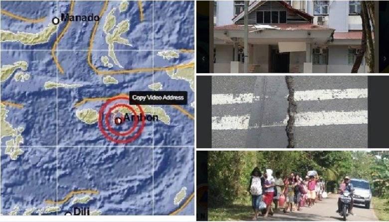 Wiranto Pancing Maluku Merdeka?