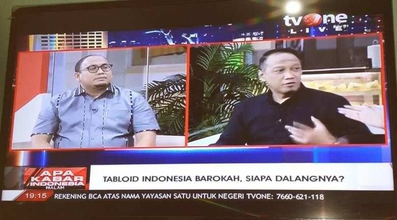 "Menakar Pembelaan ""Indonesia Barokah"" Ipang Wahid"