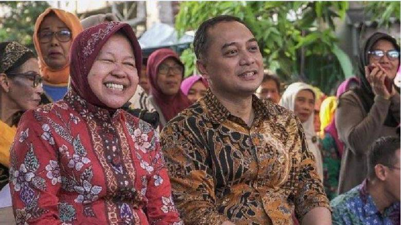 """Walikota Risma Sebut Eri Cahyadi sebagai """"Anaknya"""", KAI: Pembohongan Publik!"""