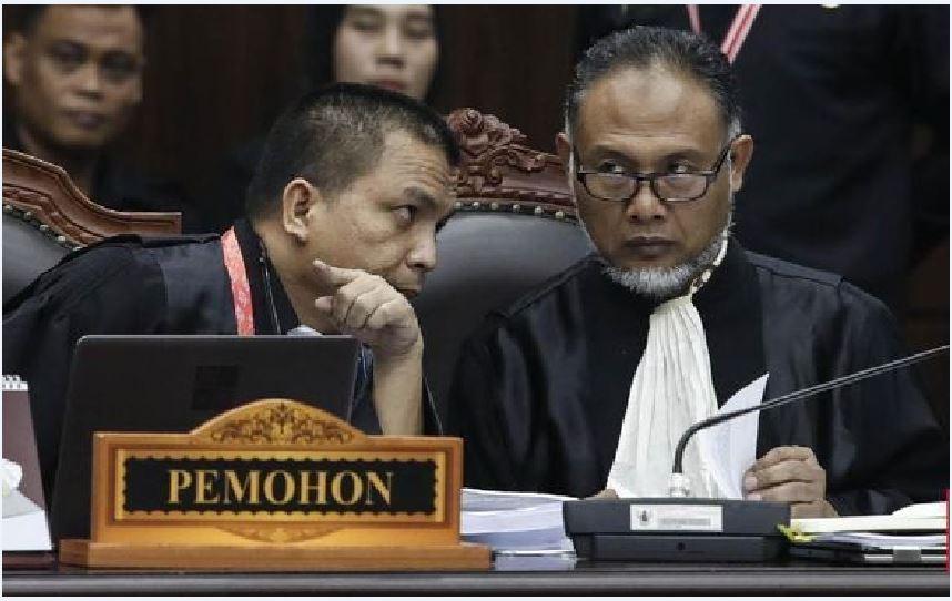 Sidang MK: Rakyat Jadi Tahu Bukti Pilpres Curang!