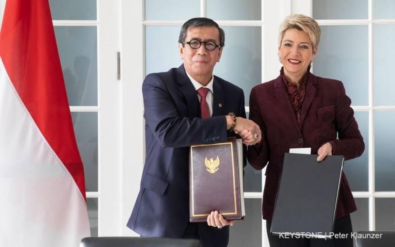 """""""Terjemahan"""" Perjanjian MLA Swiss Bukan Kejar Uang Korupsi"""