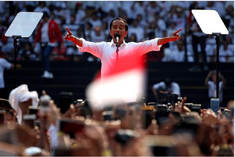 Berita Reuters, Isyarat Dunia Juga Menolak Jokowi!