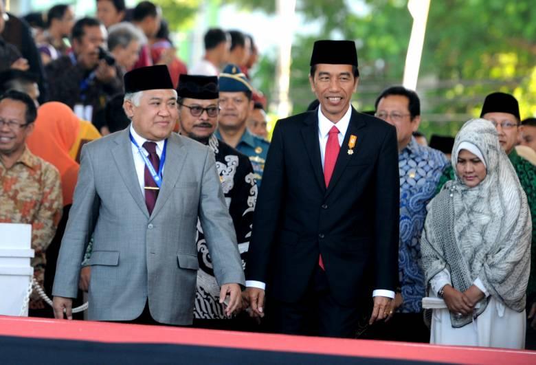Presiden Jokowi Ingkari Nahdliyin?