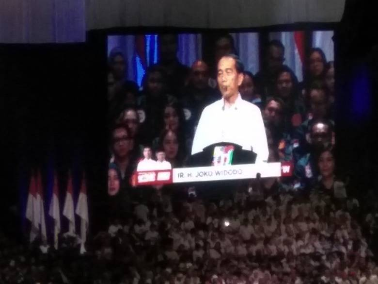 Presiden Jokowi Optimis Indonesia Maju, Luncurkan Program 3 Kartu