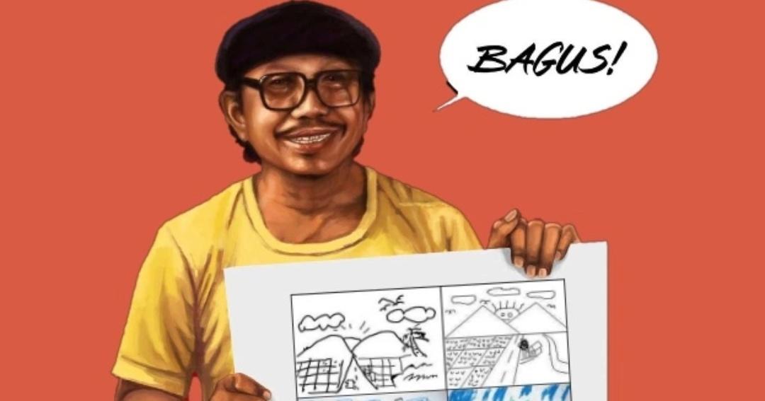 Agar Anak Mumpuni, Ortu Perlu Belajar ke Pak Timo Sidin