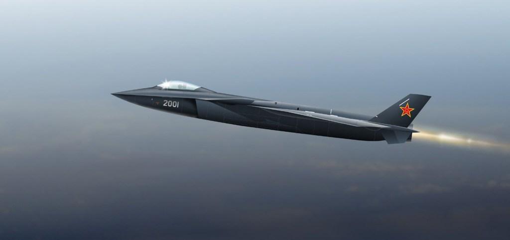 Tahun Baru dengan J-20, Kekuatan Dahsyat Pertahanan Udara China