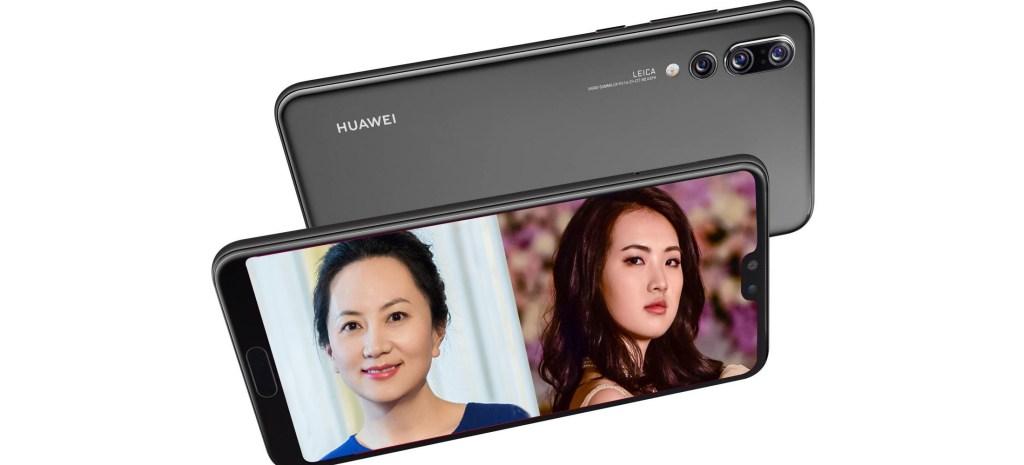 Duo Cantik Huawei, Sabrina dan Annabel