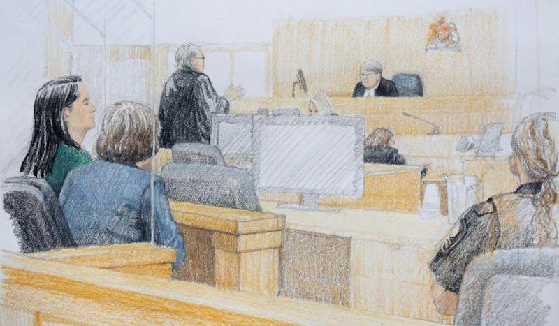 Hakim Bebaskan Sabrina, Tapi Wajib Pakai Gelang Kaki untuk Diawasi