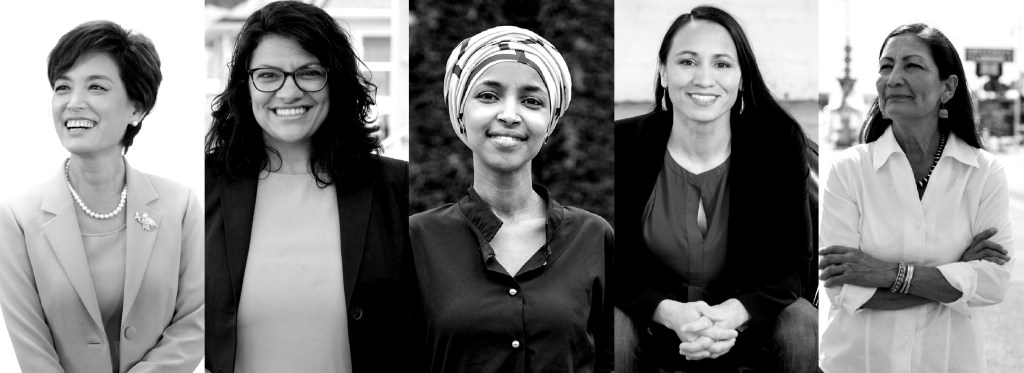 Pemilu Pilu Dari Lima Srikandi Amerika
