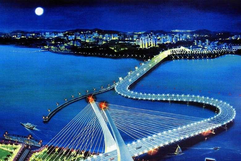 Mahathir Kembali Urus Jembatan Bengkok