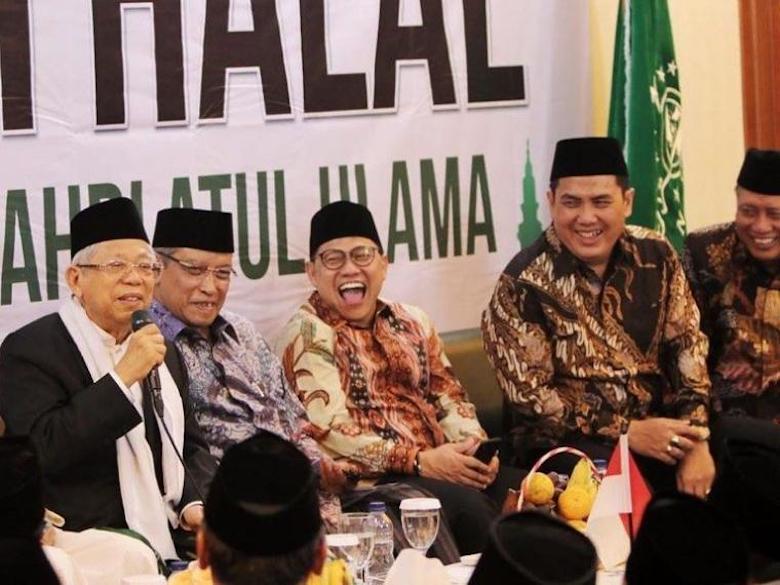 Cak Imin [5] PKB dan Periode Jokowi-Ma'ruf
