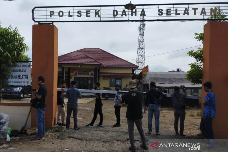 Mengutuk Aksi Teror di Polsek Daha Selatan, Kalsel