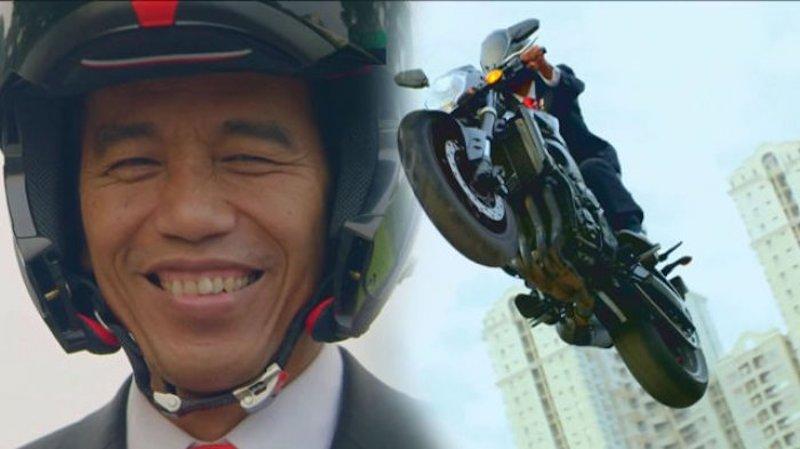 Jokowi Jadikan 2018 Tahun Keemasan Olahraga Nasional