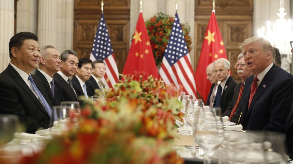 AS-China Sepakati Genjatan Senjata Perang Dagang, Saham Pun Menghijau