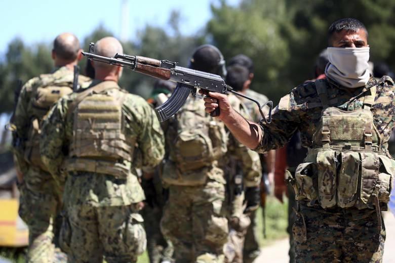 Kompromi Milisi Kurdi dan Pemerintahan Bashar al Assad