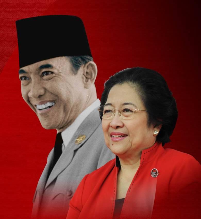Ternyata Megawati Pernah Menjanjikan Hal Ini kepada Bung Karno