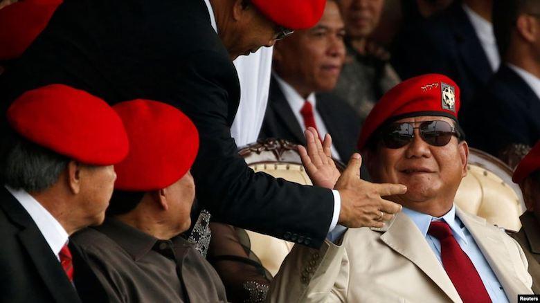 Sulit Buktikan Pemilu Curang, Prabowo Harus Legowo
