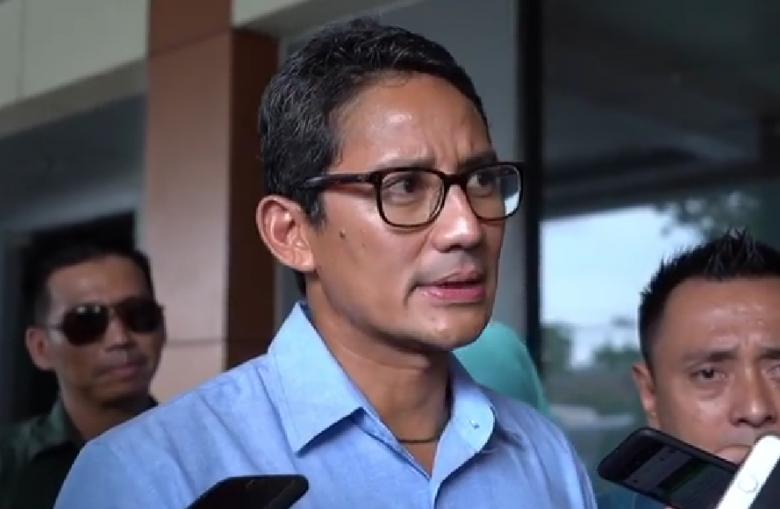 Balada Sandiaga, Mau Jadi Oposisi Tapi Tak Punya Partai