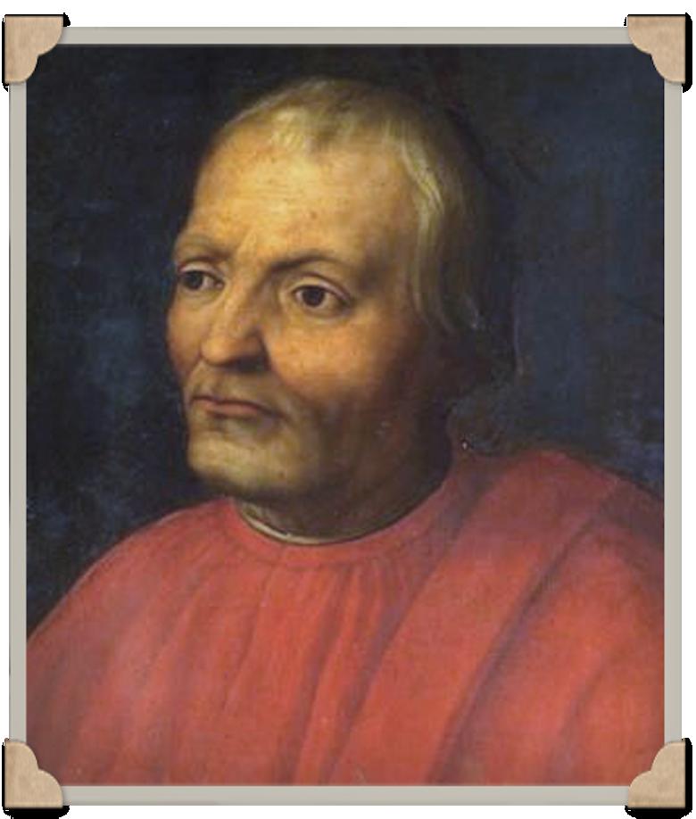 Keluarga Saudagar yang Membangun Peradaban, Kisah Medici