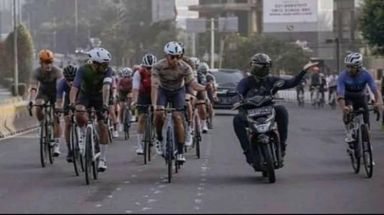 Naik Sepeda Dulu Simbol Kemiskinan, Kini Simbol Kemapanan