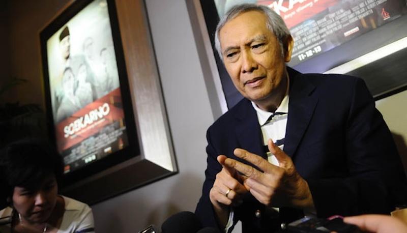 Guntur Soekarno, Sosok Unik yang Menjauhi Politik
