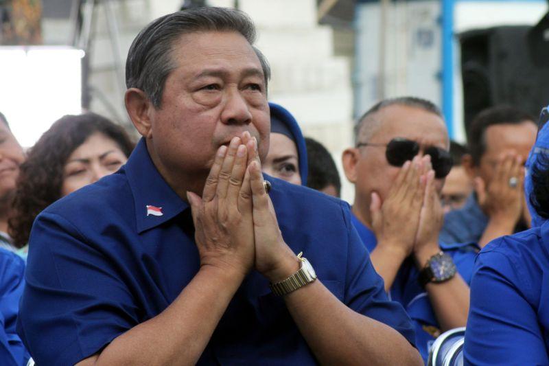 Diamnya SBY Saat Andi Arief Lempar Isu Hoax 7 Kontainer Surat Suara