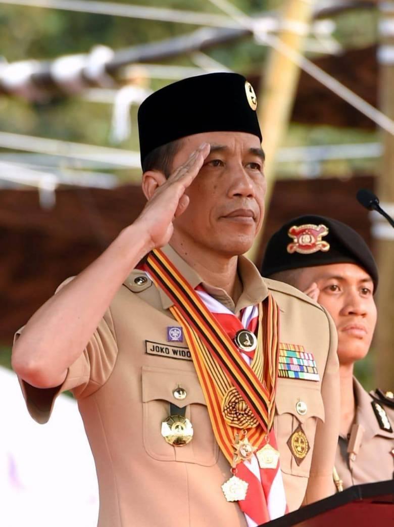 """Enzo Allie, Kursi Kabinet, Jokowi """"Koppig"""" dan Filosofi Jawa"""