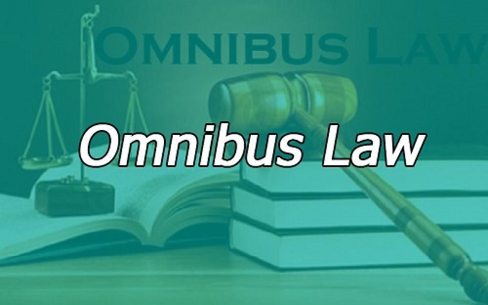 Masyarakat Siap Kawal RUU Omnibus Law Cipta Kerja