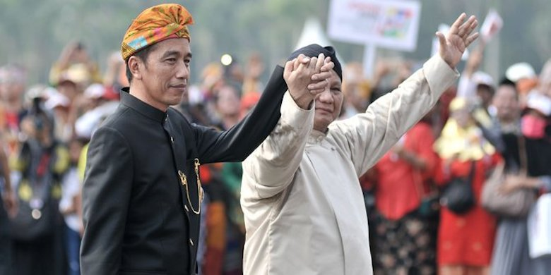 Survei Internal Prabowo dan Ilusi Kekalahan Jokowi