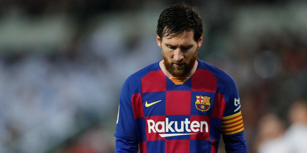 Pelajaran dari (Bakal) Hengkangnya Messi