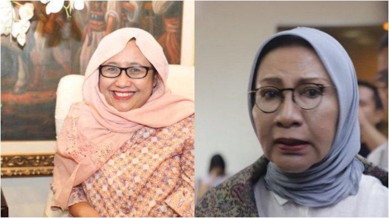 Nanik S. Deyang dan Ratna Sarumpaet