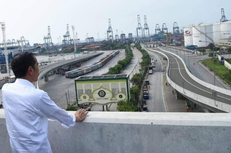 Pembangunan Infrastruktur, Upaya Konkrit Antispasi Kemacetan Saat Mudik