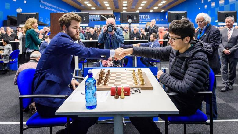 Magnus Carlsen: Firouzja, Pecatur yang Banyak Akal
