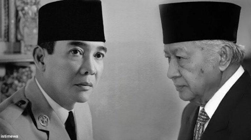 Mengapa Megawati Tak Menaruh Dendam pada Soeharto?