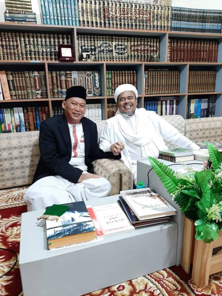 Habib Rizieq [2] Kasusnya Sudah SP3