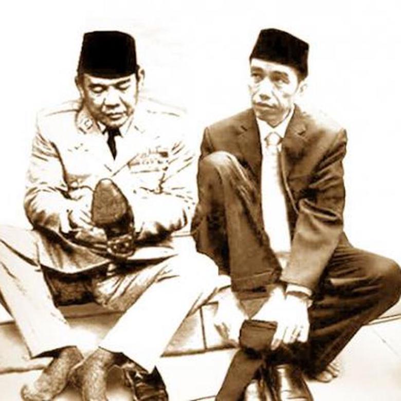 Derita Soekarno dan Kelahiran Seorang Mulyono