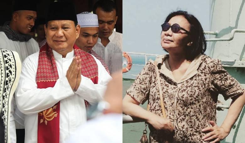 Prabowo Lebih Percaya Ratna Sarumpaet daripada KPU dan Bawaslu