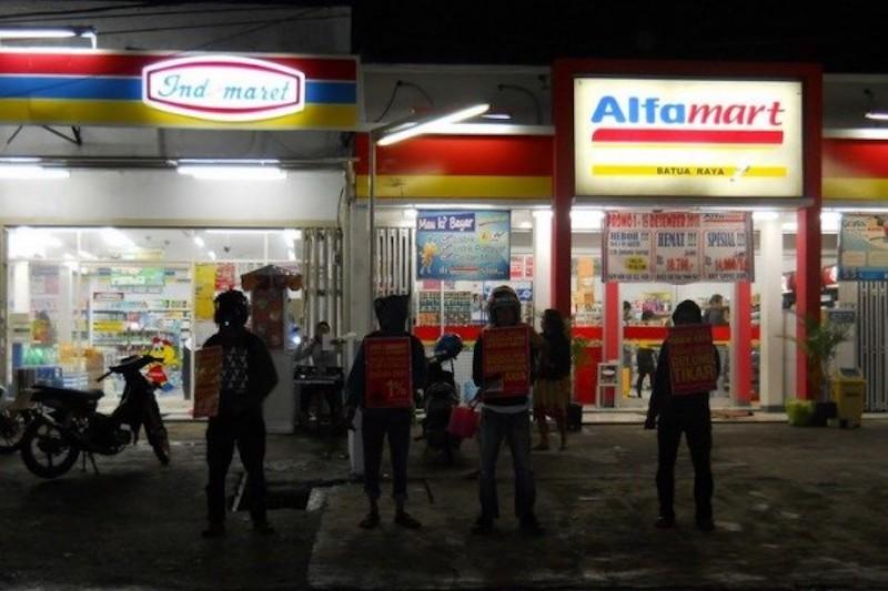 Posko PDIP-Gerindra di Solo Mirip Alfamart-Indomaret