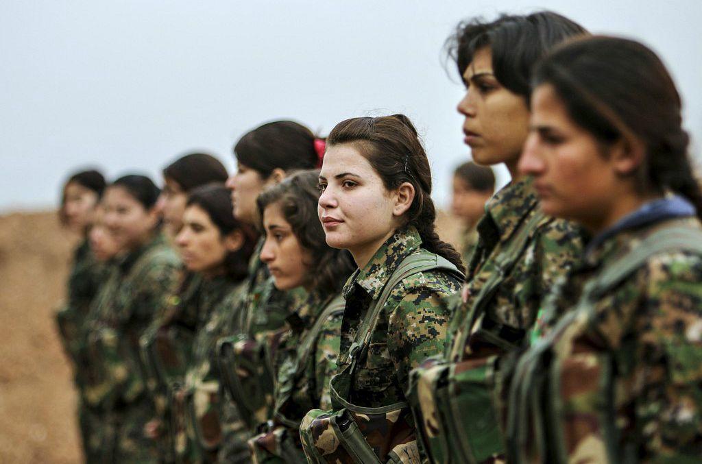Amerika Desak Turki untuk Jamin Keamanan bagi Milisi Kurdi