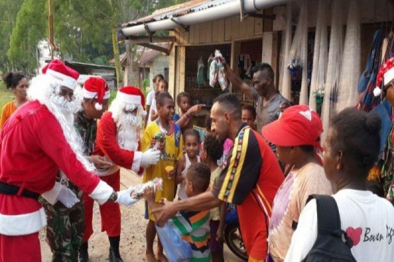 Ketika Papua dan Irak Rayakan Natal