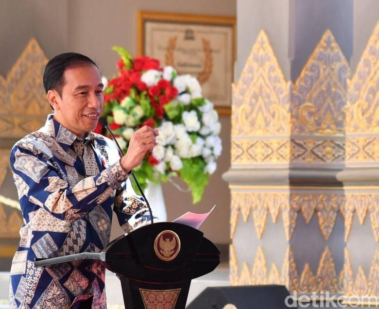 Gotong Royong Posting Pesan Persatuan di Medsos untuk Pelantikan Presiden