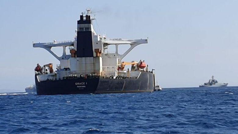 Kapal Tanker Dibajak Marinir Inggris, Iran Meradang