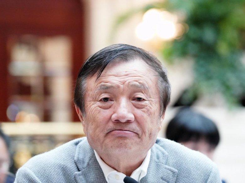 """Pendiri Huawei Ini """"Ngledek"""" Donald Trump"""