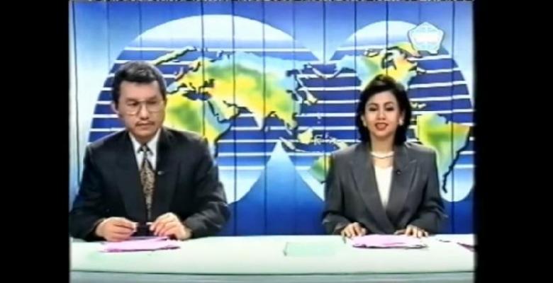 TVRI Jadul [4] Publikasi Wajah di Layar Televisi