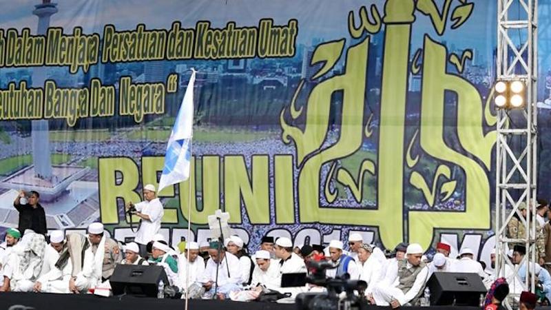Bagai Buih di Lautan, Ketika Aksi 212 yang Syariah Berubah Menjadi Aksi Politik Sesaat!